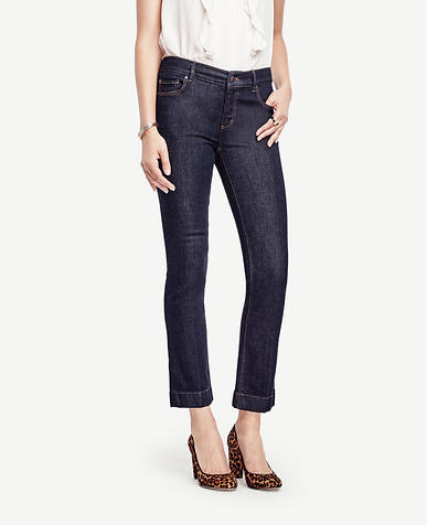 Image of Kick Crop Jeans