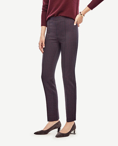 Image of Tall Pintucked Ankle Pants