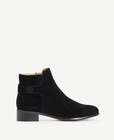 Image of Alex Suede Booties