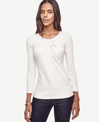 Image of Twist Neck Top