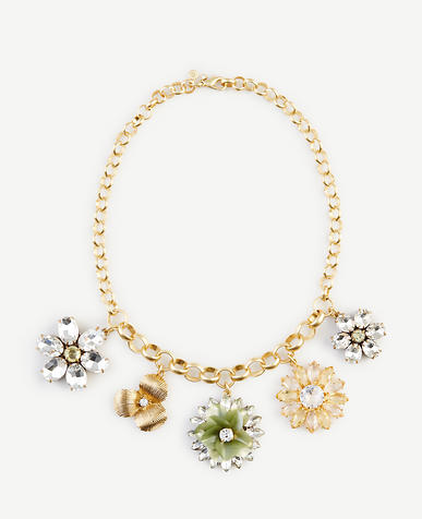 Image of Daisy Charm Necklace