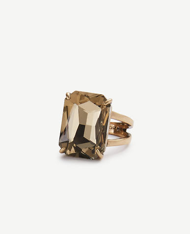 Image of Crystal Statement Ring