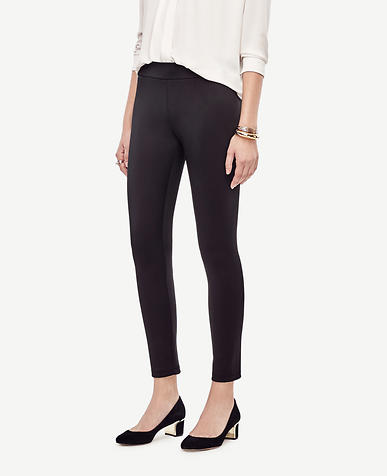 Image of Petite Scuba Leggings