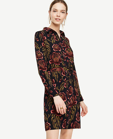 Image of Rose Garden Shirtdress