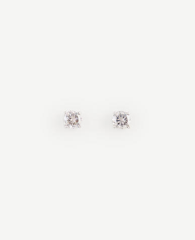 Image of Crystal Stud Earrings