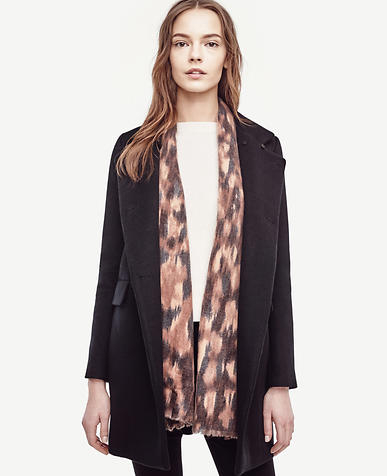 Image of Cheetah Scarf
