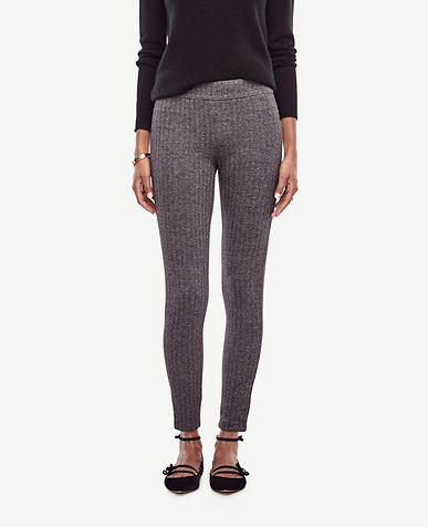Image of Petite Herringbone Leggings