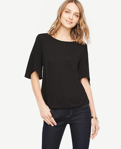 Image of Flutter Sleeve Tee