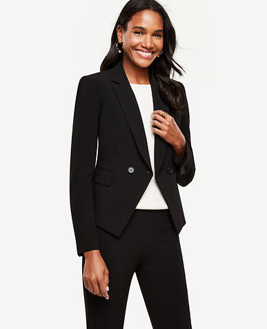 Image of Petite Tux Lapel Jacket
