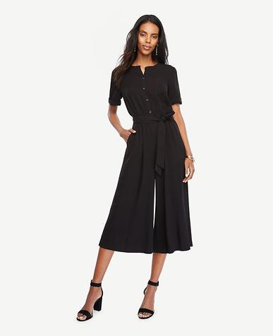 Image of Petite Culotte Jumpsuit