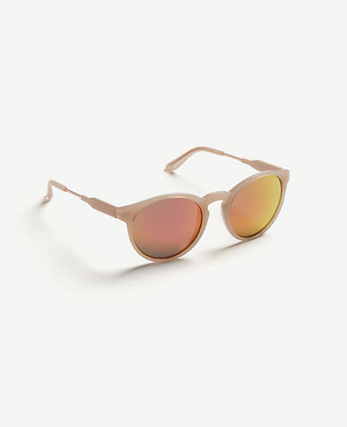 Image of Pantos Round Sunglasses