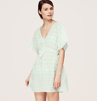 LOFT Beach Rope Tie Swimsuit Cover Up
