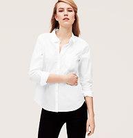 White Softened Shirt