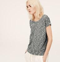 Lou & Grey Summer Spacedye Sweatshirt