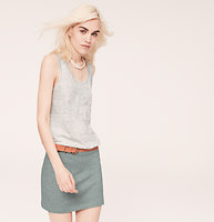 Lou & Grey Blouson Tank Dress