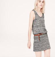 Lou & Grey Spacedye Blouson Tank Dress