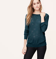 Heathered Pullover