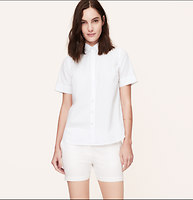 Short Sleeve Softened Shirt