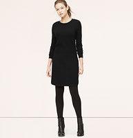 Blouson Sweater Dress