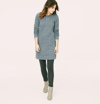 Lou & Grey Quilt Dress
