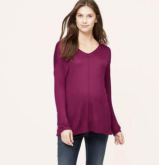 Maternity Relaxed Tunic