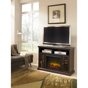 Fireplace Tv Stand Bj S Wholesale Club