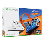 Xbox One S Hot Wheels Forza Horizon 3 500GB Console Bundle