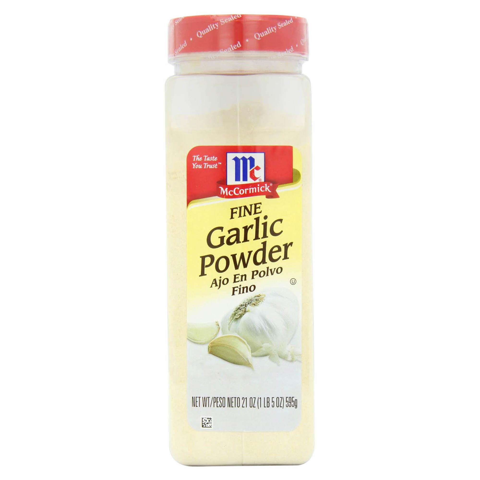 McCormick Fine Garlic Powder, 21 oz.