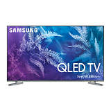 "Samsung QN55Q65F 55"" 4K UHD HDR Smart QLED TV with $50 Google Play Credit"