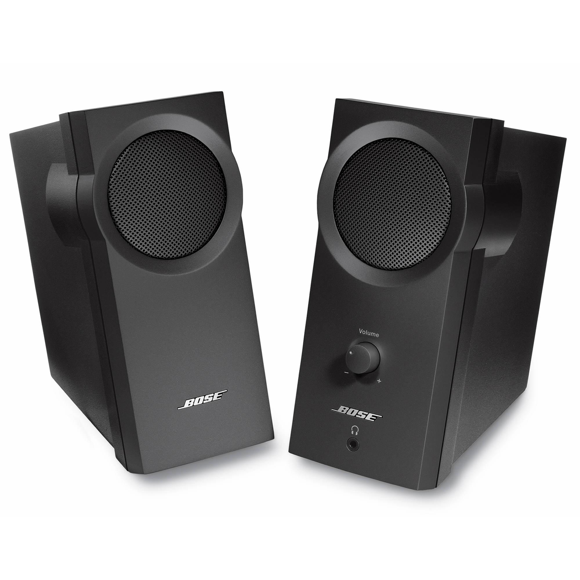 Bose Companion 2 Series I Multimedia Speaker System