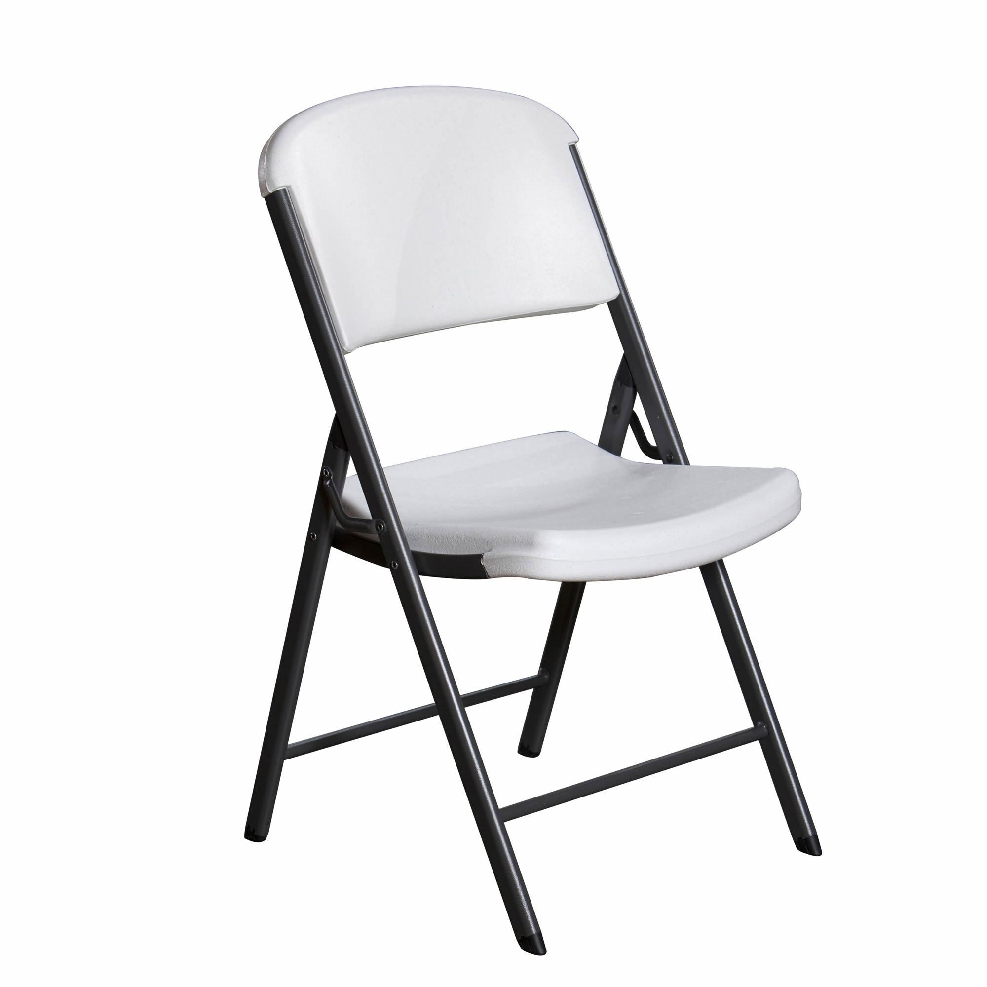 Lifetime mercial Folding Chair 32 pk White Granite BJ s Wholesal