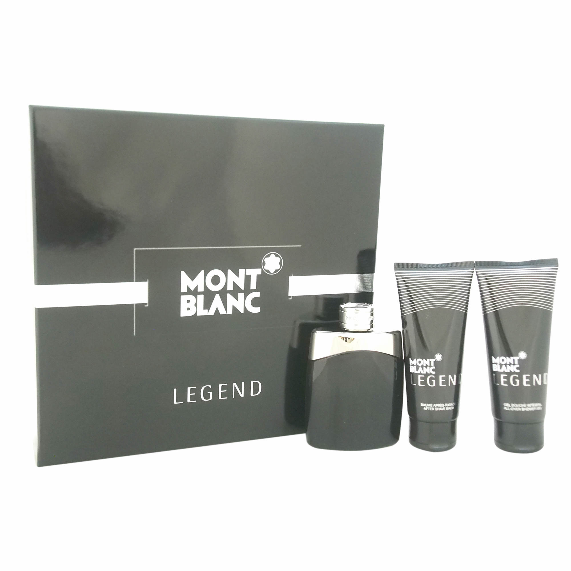 Mont Blanc Legend by Montblanc for Men 3-Pc. Gift Set