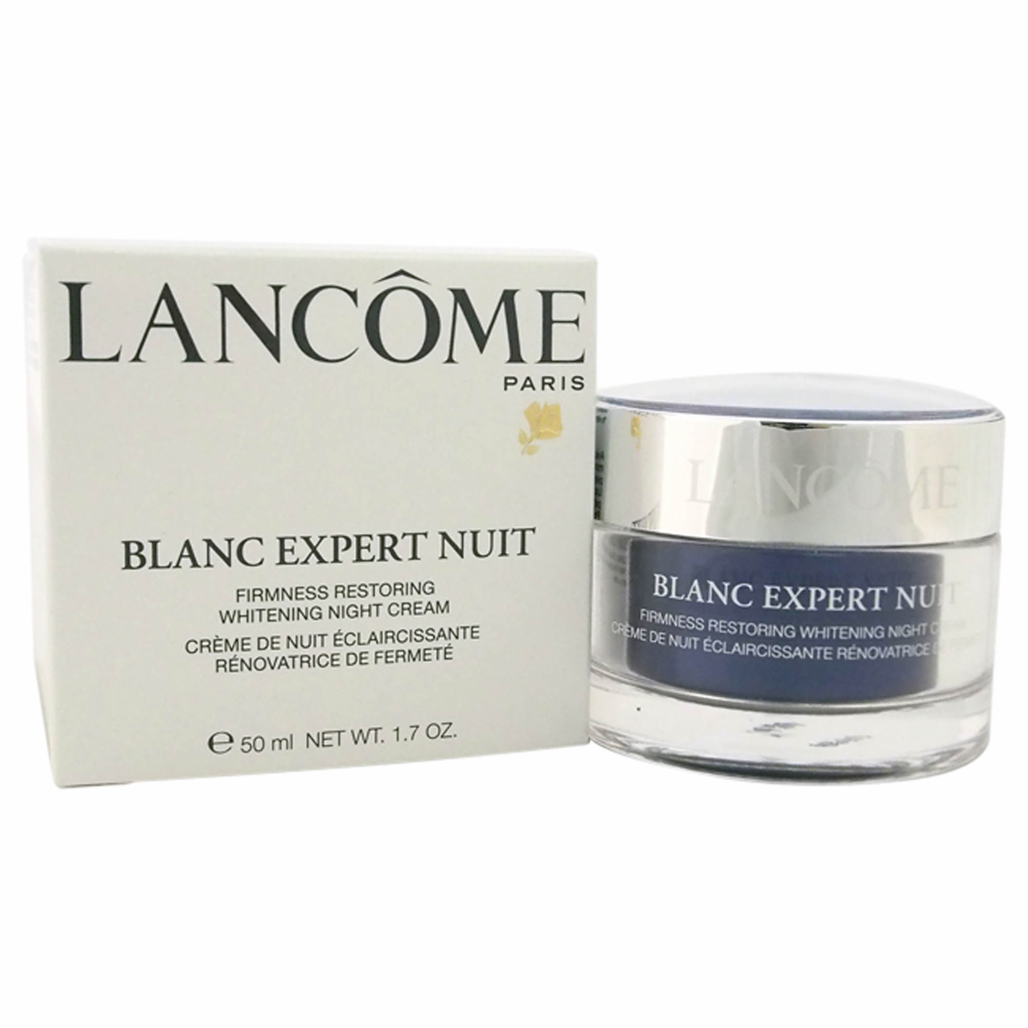 Lancome Blanc Expert Nuit Firmness Restoring Whitening Night Cream, 1.7 oz.