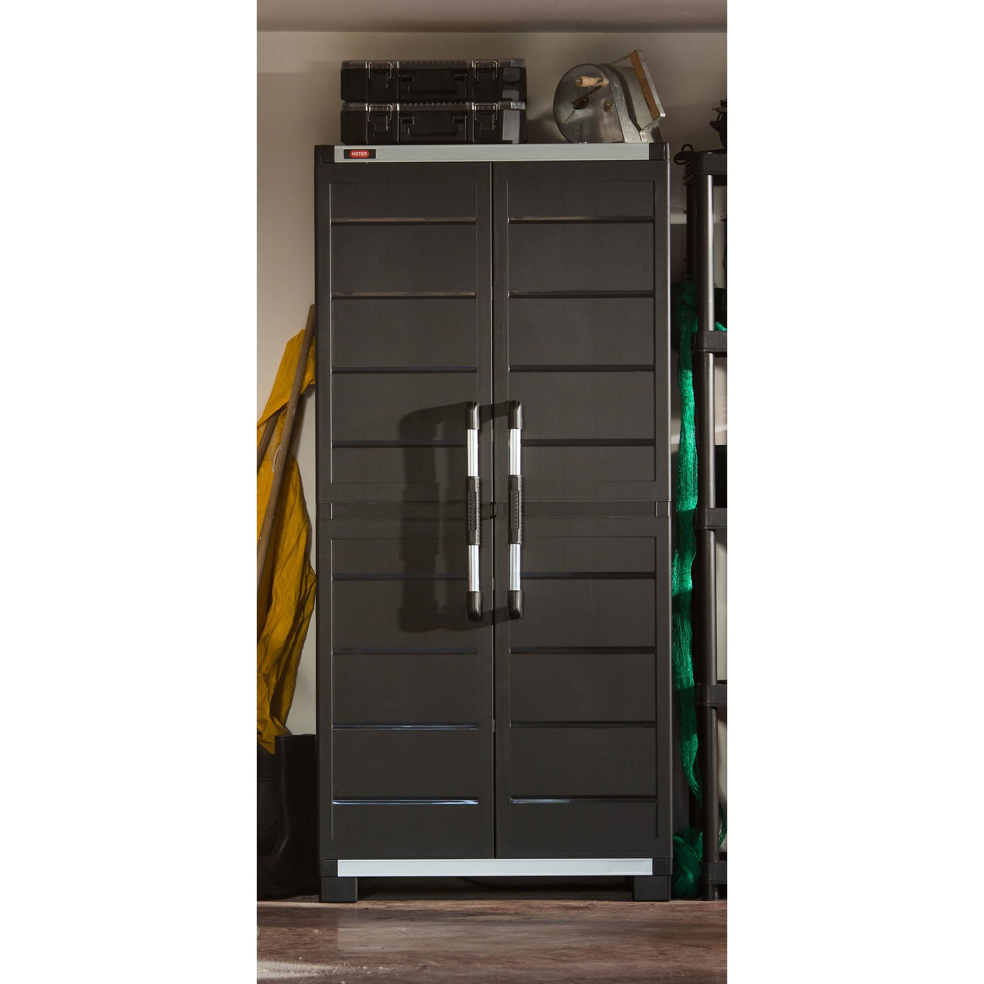 Keter XL Pro Garage Cabinet