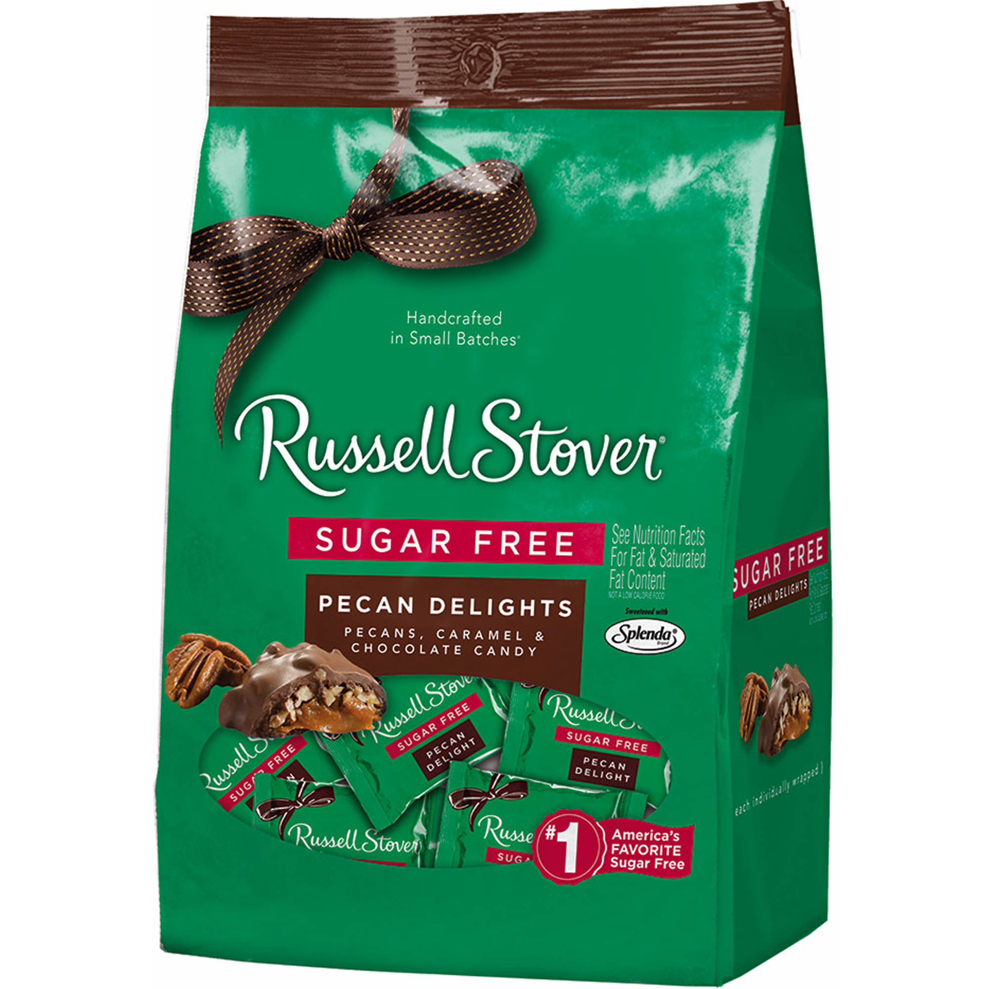 Russell Stover Sugar-Free 4-Flavor Mix, 17.9 oz.