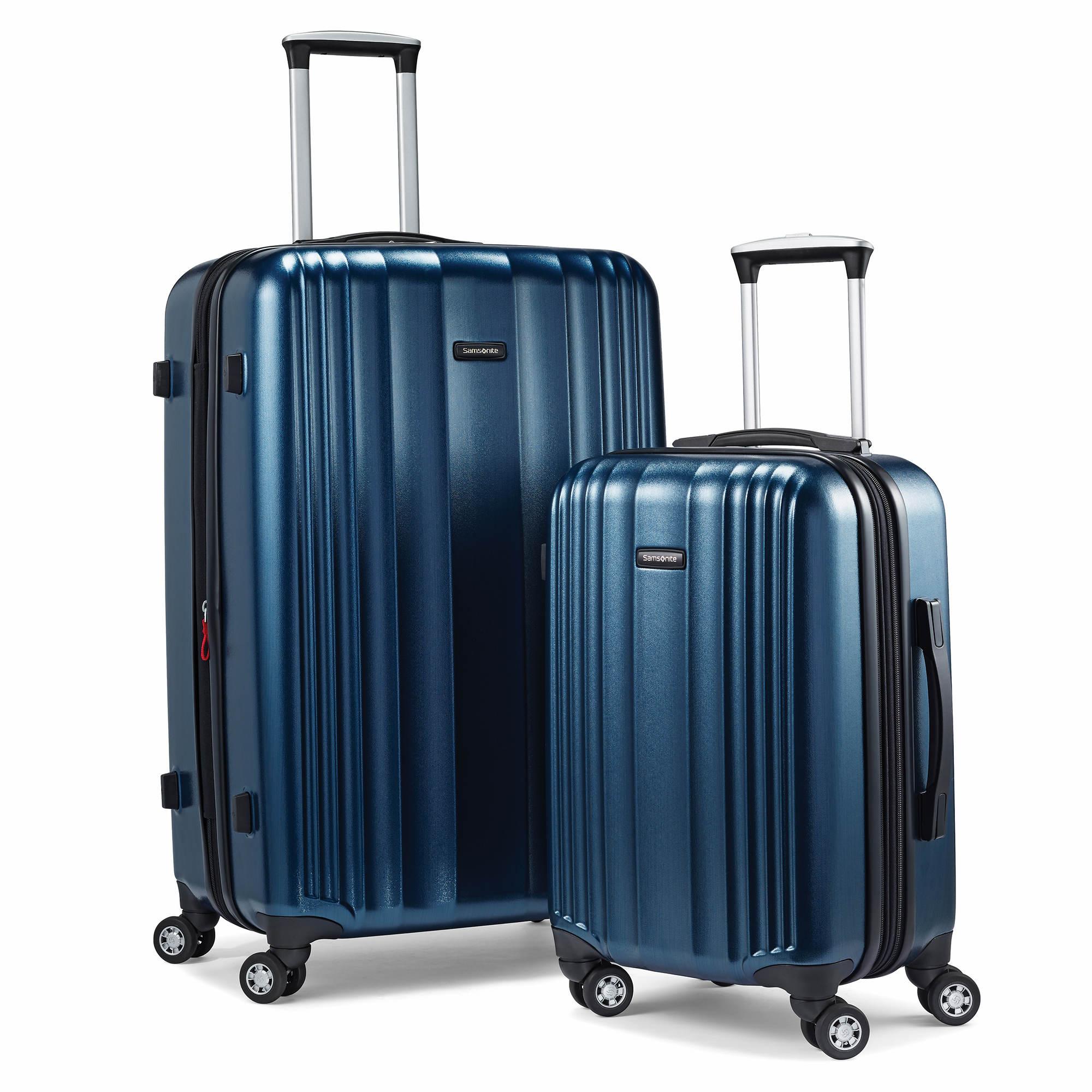 Samsonite 2-Pc. Hardside Luggage Set - Blue