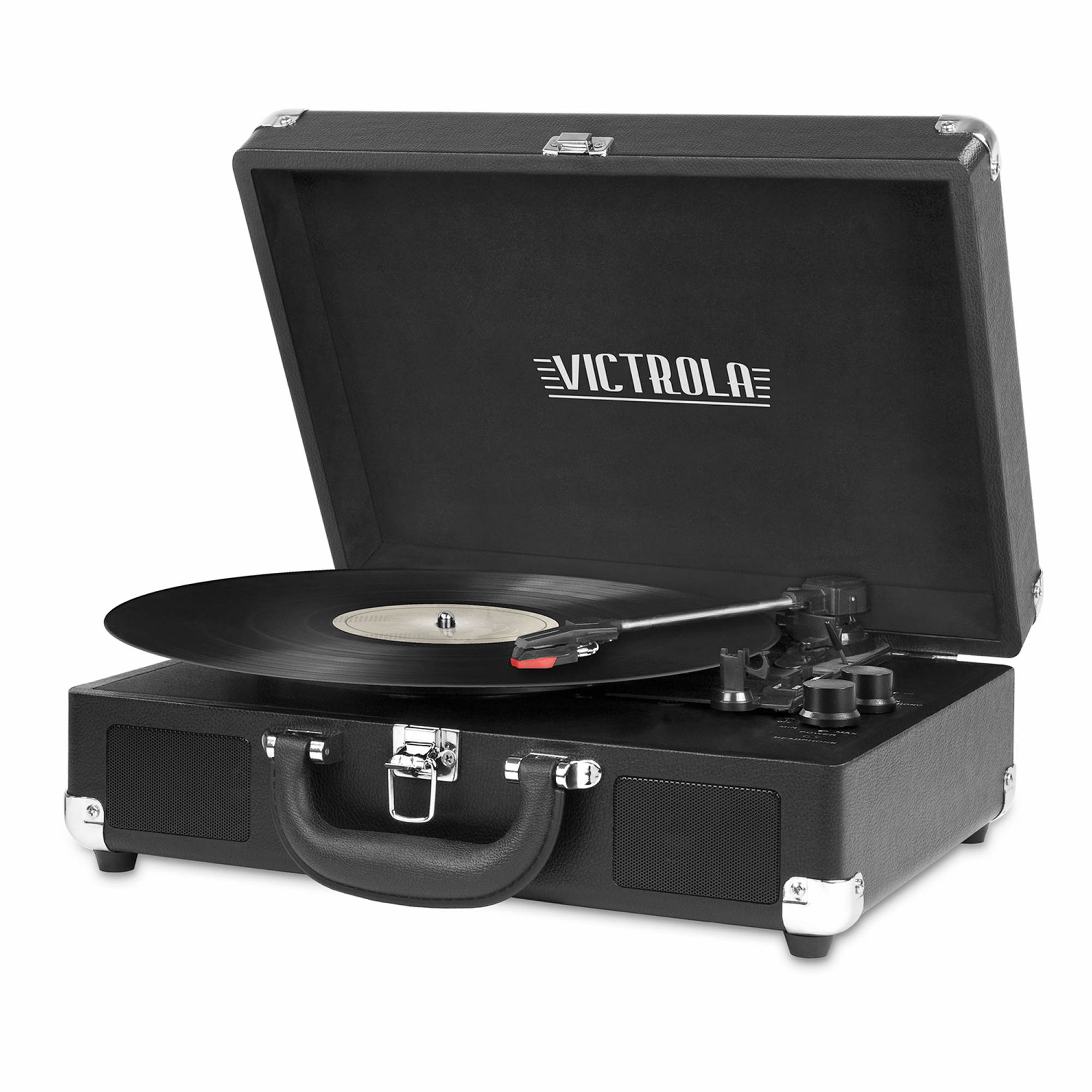 Victrola Suitcase Turntable with Bluetooth