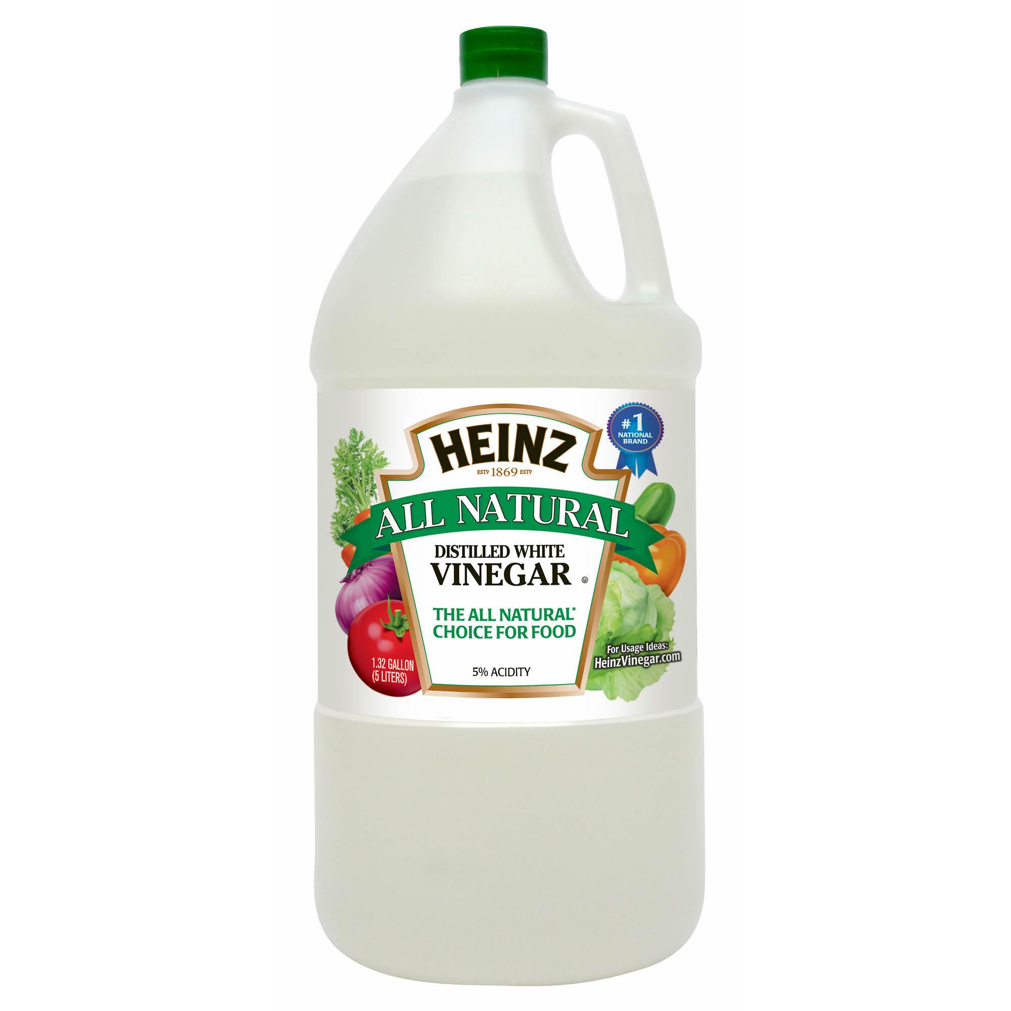 Heinz Distilled White Vinegar, 169 oz.