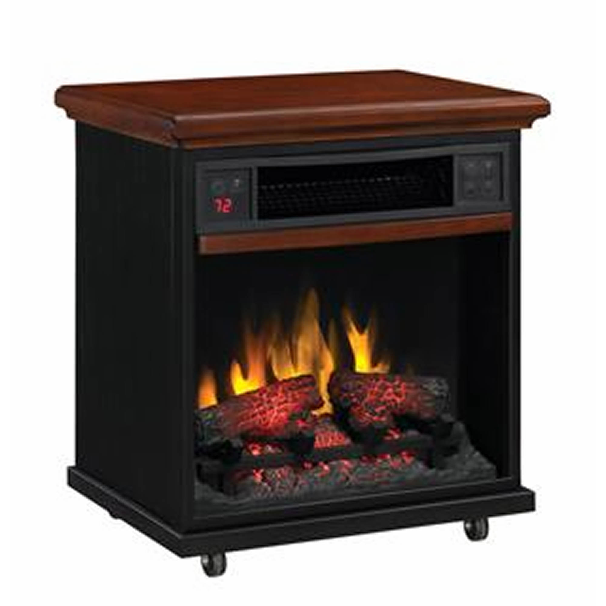 Duraflame infrared quartz heater coupons