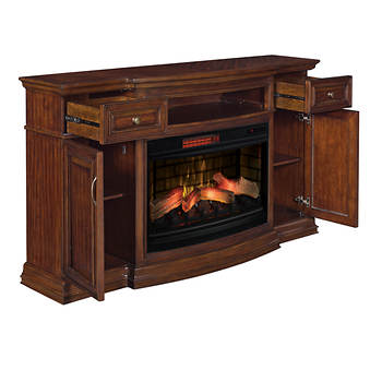 Chimney Free Tv Stand For Tvs Up To 70 Quot With Infrared