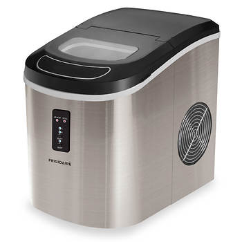 Compact Ice Maker Stainless Steel Item 106804 Model Ice106 Ss