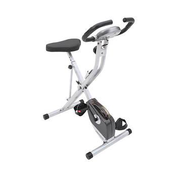 Exerpeutic Magnetic Upright Folding Exercise Bike Bj S Wholesale