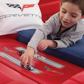 Step2 Corvette Toddler to Twin Bed with Lights - BJ\'s Wholesale Club