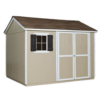 Handy Home Products Avondale 10 39 X 8 39 Wooden Storage Shed