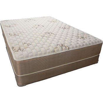 Theic Queen Comfort Royale Firm Mattress Set Item 2055131 Model 7170s
