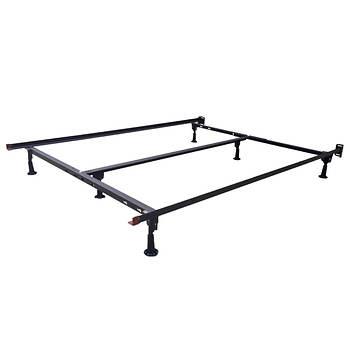 albion best steel bed frame system bjs wholesale club - Wire Bed Frame