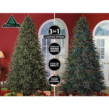 sylvania 9 led color changing oneplug artificial christmas tree item 35089 model v64886 60 - Color Changing Christmas Tree