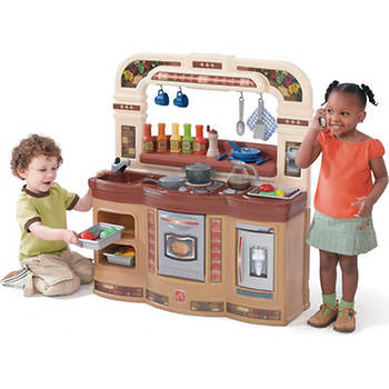 Step2 Lifestyle Gourmet Cafe Kitchen Item 2018240 Model 895300