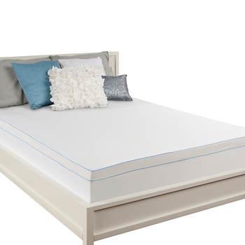 Sealy Queen Size 3 Memory Foam Mattress Topper Item 728875 Model F0200037qn0
