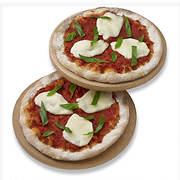 """Honey-Can-Do 8.5"""" Pizza Stone, 2 pk."""